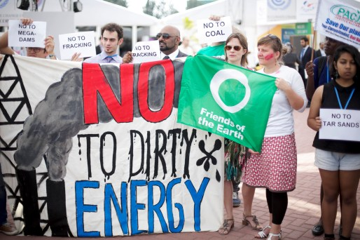 no dirty energy- luka